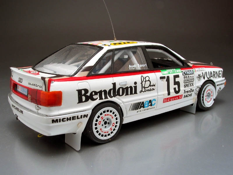 1988 Audi 80 Rally Car Starts And Runs On Vems
